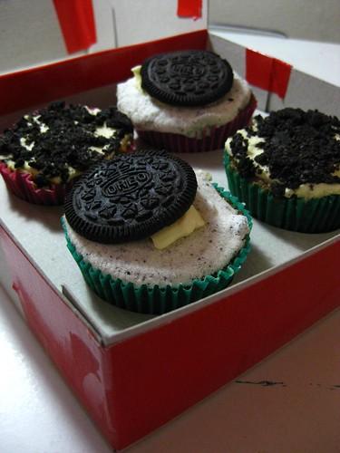 Ellie's birthday cupcakes