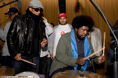 Noisemakers III With Q-Tip