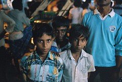 india (ksohn) Tags: india film 35mm kodak summicron ganges varnasi