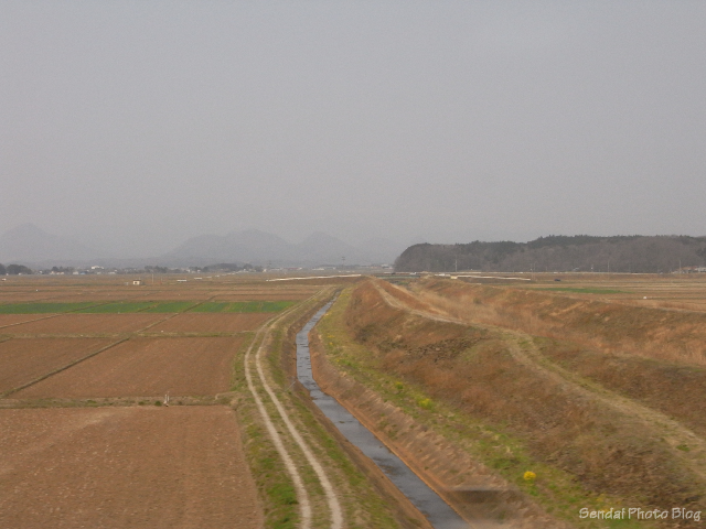 Sendai-Countryside