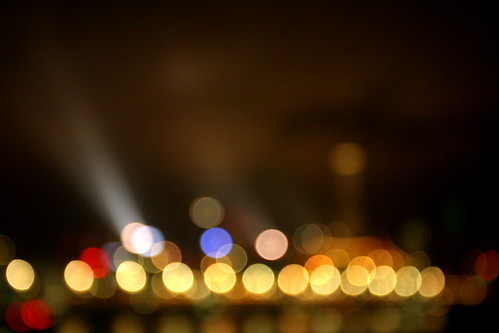 Symphony of Lights (bokeh version)