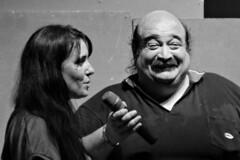 Feni y el Profesor (by pablodf)