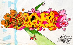 Boots 119, circa 1978 (KET ONE) Tags: graffiti drawing oldschool ket alanket boots119