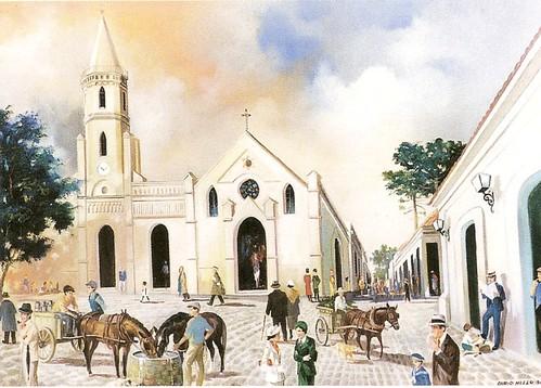 Setor Histórico de Curitiba