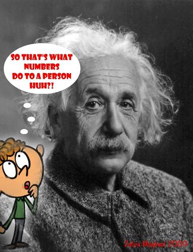 Albert Einstein (ONE THOUSAND PLUS VIEWS)