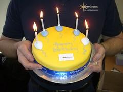 OvenGleam's Special Birthday Cake