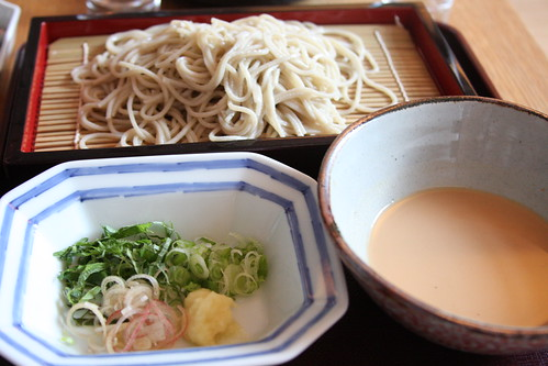Matsugen - cold soba course