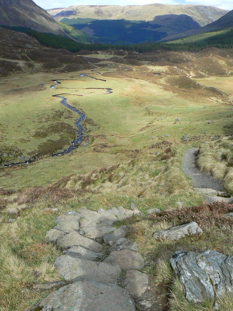 Track up Corrie Fee
