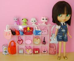Coleção de Bolsas da Megan