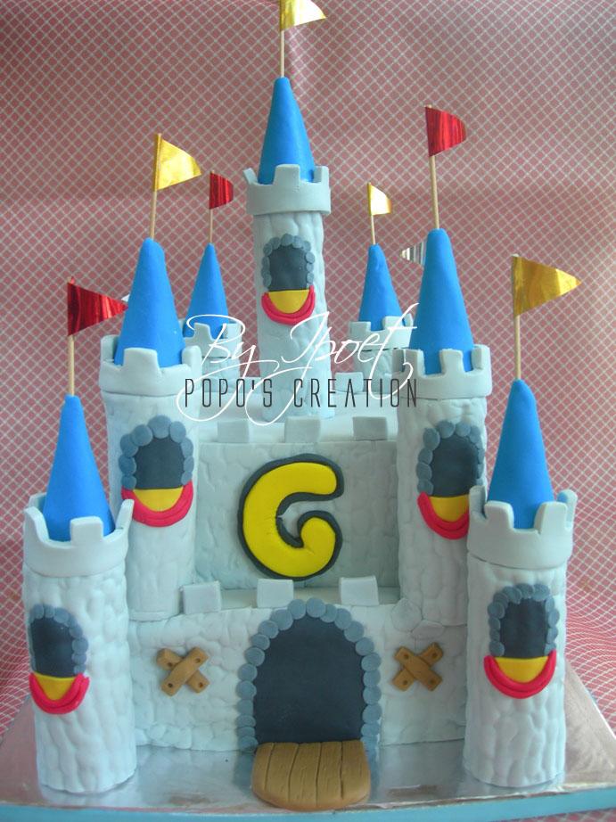 Camelot Cake