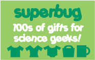 superbug gifts for geeks