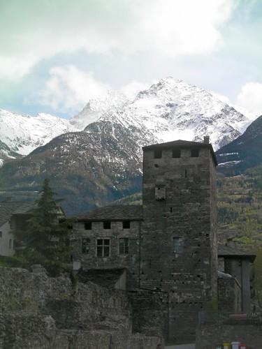Tour Fromage, Aosta