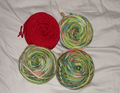 Yarn for the Yarn Harlot