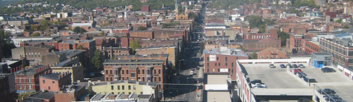 looking north over OTR (by: 3CDC)