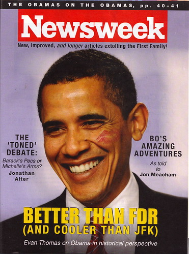 sarah palin newsweek magazine cover. I won#39;t buy Newsweek anymre.