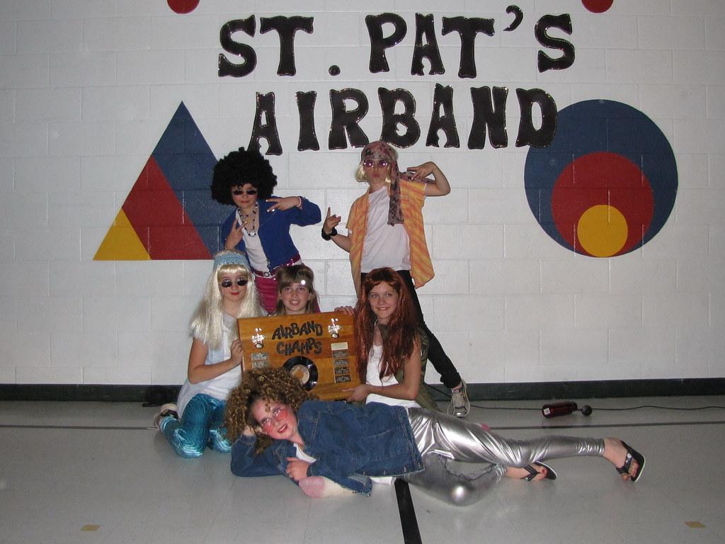 St. Patrick's Airband