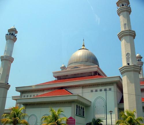 Masjid Sultanah Nur Zahirah @Marang