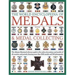 Mussell World Encyclopedia Medals