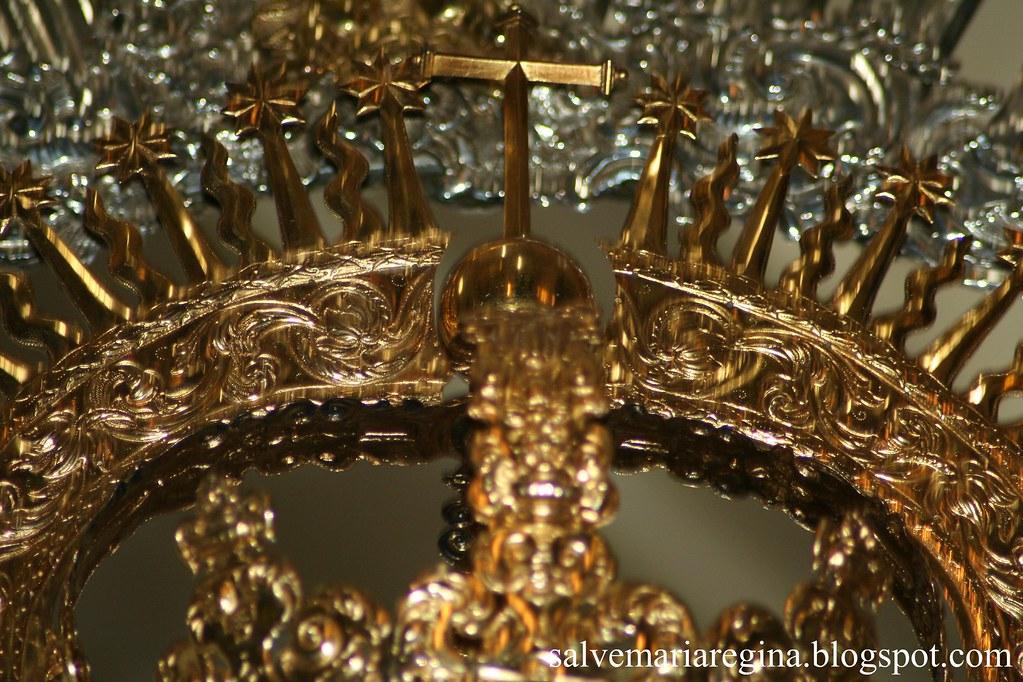 Corona Ntra. Sra. de la Alegría