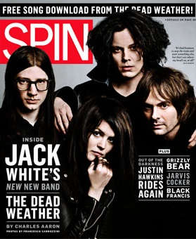 The Dead Weather Spin Magazine