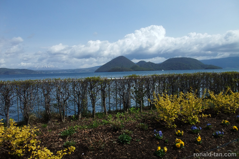 A Day in Lake Toya & Hakodate
