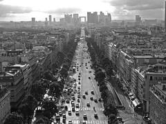 Paris5 (FreekPhotos) Tags: sunlight paris france arcdetriomphe parijs