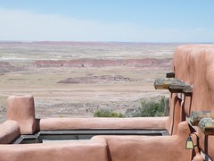 Painted Desert and Inn