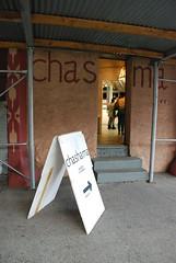DSC_9711 (chashama, inc.) Tags: sculpture art artist gallery harlem paintings exhibit reception opening possibilities chashama 461west126thstreet chashama461 rickherron