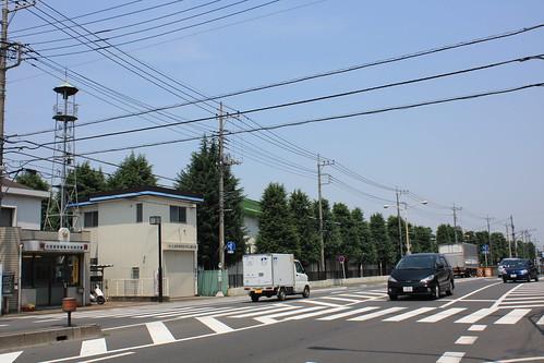 大和田の火の見櫓