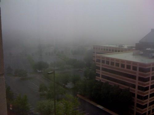 Ninja Fog Attack
