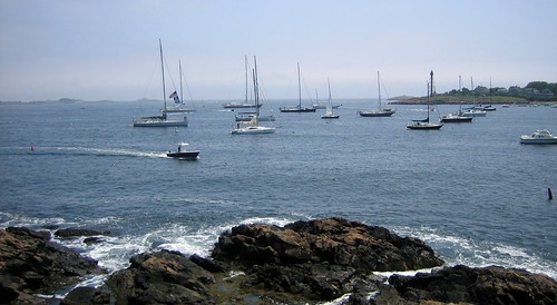 Large Sailboats for Marblehead to Halifax Race