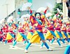 Synchronicity of Colour. (Hirosaki Japan). © Glenn Waters. Over 33,000 visits to this photo.  Thank you. (Glenn Waters ぐれんin Japan.) Tags: street carnival summer color colour fashion festival japan asian japanese fan dance nikon bokeh clothes aomori kimono hirosaki 夏 74 matsuri japon 47 yosakoi 4thjuly synchronicity 青森 祭り 道 弘前 8514 よさこい 青森県 扇子 ボケ ニコン nikkor85mmf14d nikkor85mm14d d700 nikond700 ぐれん glennwaters