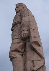 (Jean (tarkastad)) Tags: bulgaria socialisme tarkastad bulgarie sculpt