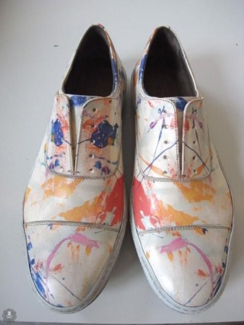 alexander mcqueen SS2010 shoes