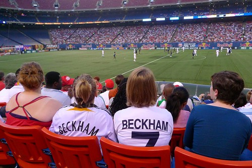 becks girls