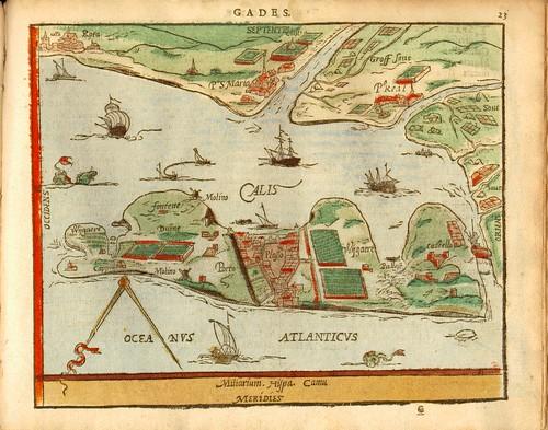 003-Mapa de Cadiz-1598