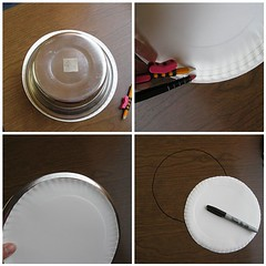 Make A Pattern for the Sink Hole