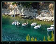 Calanque de Port-Miou, Cassis, France. (Brn@rd) Tags: france color colors bernard french soleil photo nikon europe image photos couleurs picture images explore coolpix provence midi cassis franais couleur sud calanques p4 bouchesdurhone coolpixp4 gaillot bernardgaillot brnrd