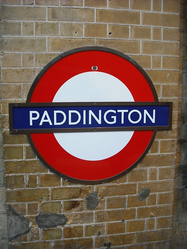 Paddington Station - London Underground