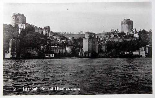 Istanbul, Rumeli hisar