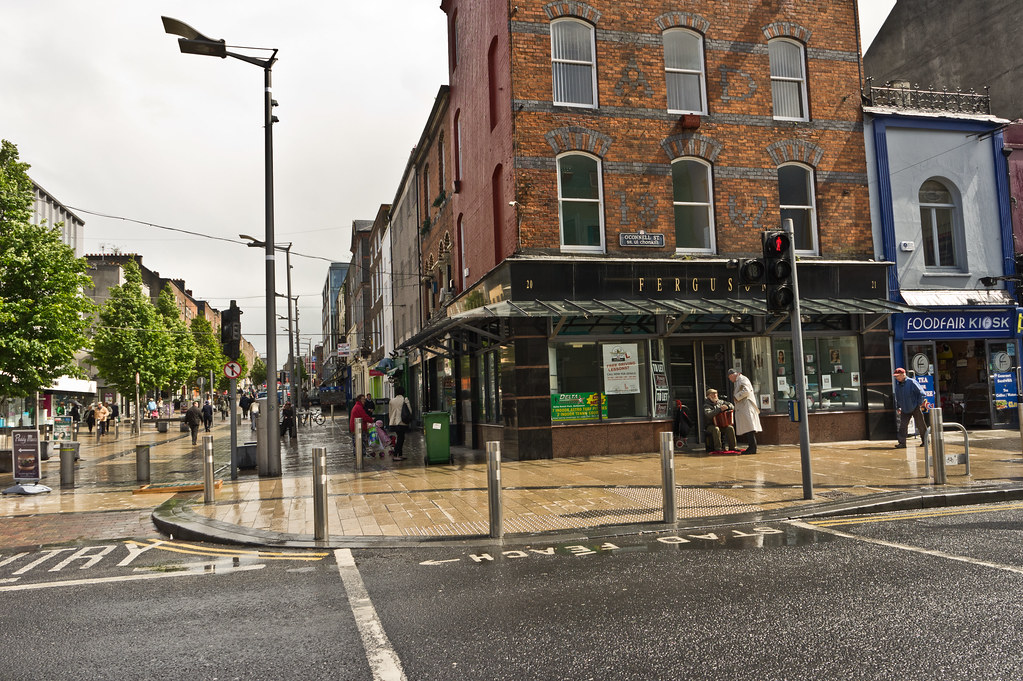 O'Connell Street - Limerick