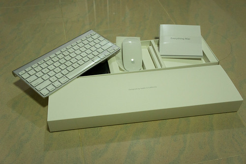 配件一覽、蘋果就是這麼簡單