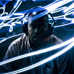 Kind Of Blue... (TIO...) Tags: lightpainting milesdavis tiosstyle tioslight youaresoooinspirationalman
