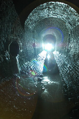 Definitely not Bazalgette . . . (sub-urban.com) Tags: london paddington sewer littlevenice culvert grandunioncanal grandjunctioncanal londonsewer ranelaghsewer