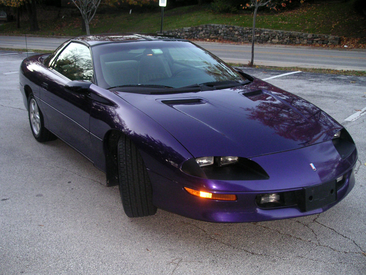 camaro 1997 rs chevrolet purple z28 1998 metallic bright v6 cars hatchback pic