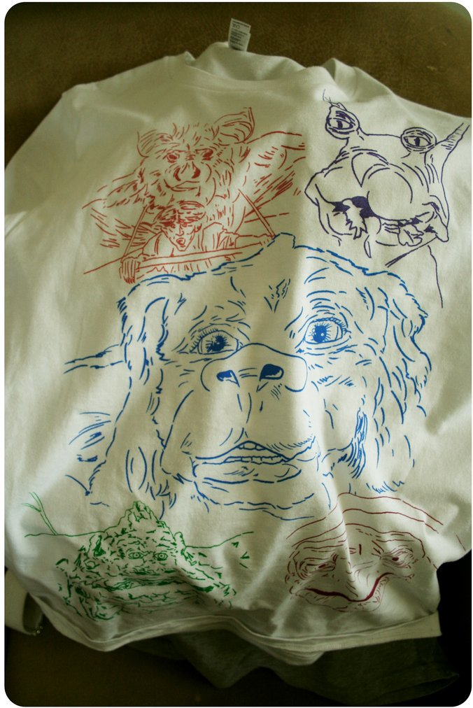 The Never Ending Story shirt