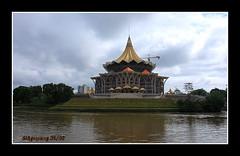 Kuching, Sarawak, Malaysia.