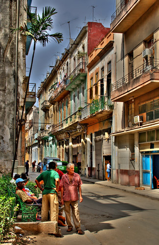 Cuba, streetlife por ZX-6R.