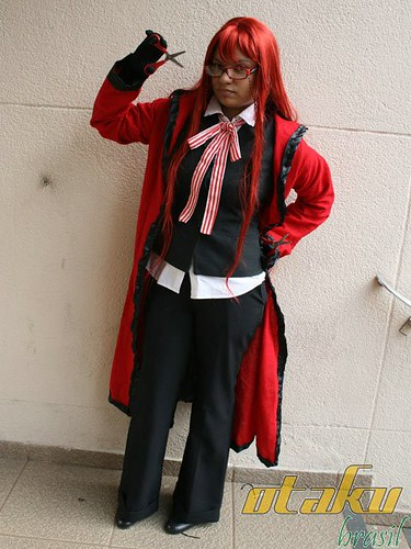Personnages de Black Butler Gureru Sutcliffe Photos Cosplay