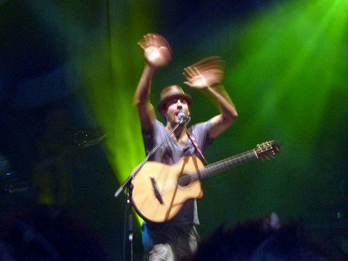 Jason Mraz in KL concert - 04